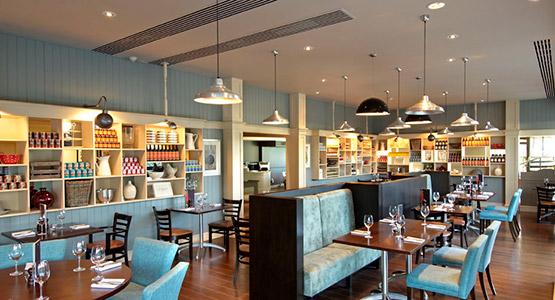 hilton croydon restaurant