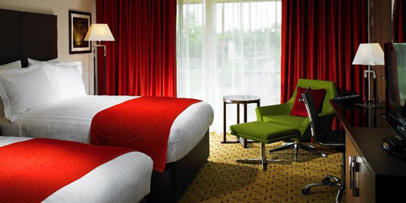 lingfield park marriott hotel rooms