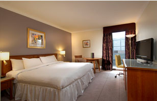 Hilton Croydon rooms 2