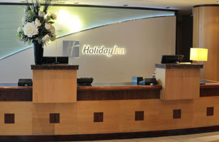 Holiday Inn Woking reception