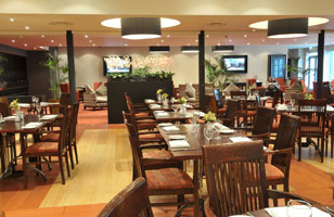 Holiday Inn Woking restaurant