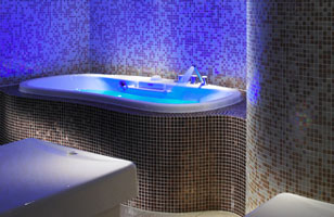 Lingfield Park Marriott Hotel spa