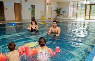 Chessington Safari Hotel - African Adventure Room african room safari hotel pool