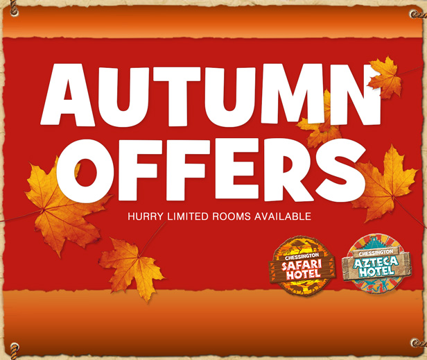 Autumn Offer — 200 rooms available