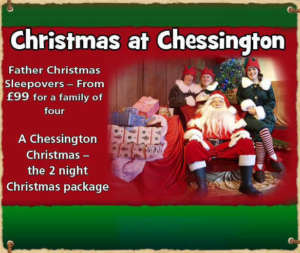 A Very Merry Chessington Christmas