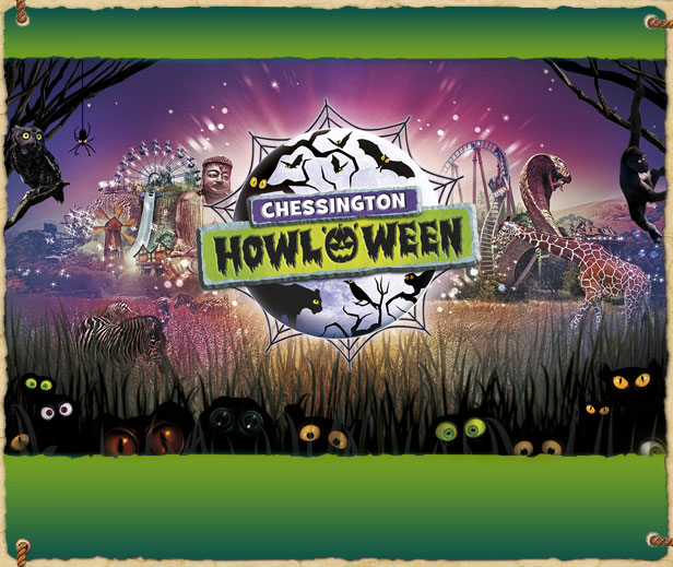 Howl'o'ween at Chessington World of Adventures