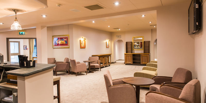 hogs back hotel and spa farnham reception