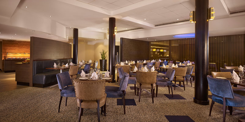 double tree by hilton woking restuarant
