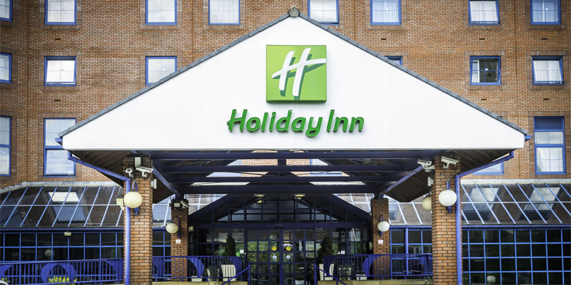 holiday inn sutton exterior